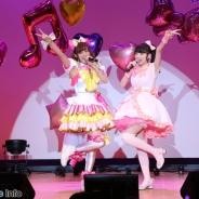 【イベント】TVアニメ「プリパラ」真中らぁら&のん姉妹初共演のファンクラブイベントが本日開催 サプライズ満載のセットリストに大盛り上がり