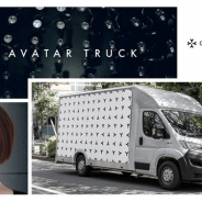 CyberHuman Productions、出張型3DCGスキャンカー「THE AVATAR TRUCK」開始…著名人やアーティストの滞在場所に出向いてスキャン
