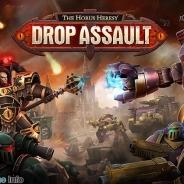 クルーズ、Complex Gamesとの共同開発タイトル『The Horus Heresy: Drop Assault』iOS版をリリース…「Warhammer 40,000」題材のネイティブゲーム