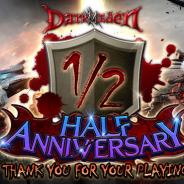 グラビティゲームアライズ、『ダークエデンM』でハーフアニバーサリーイベント開始! 限定パック販売やログインボーナス実施