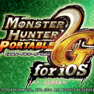 カプコン、『モンスターハンターポータブル 2nd G for iOS』が期間限定で大幅値下げ! 1900円→840円に