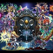 エイリム、『ブレイブフロンティア』で超激レア召喚に新ユニット「ジレイド」と「ソロス」を追加…「黒扉確定出現キャンペーン」も開催!