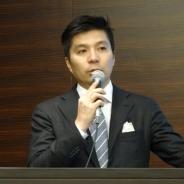 サイバーエージェント決算説明会 藤田社長「ホームラン出たかも」…SAP事業の『ドラクエ』に期待 業績は1Qに減速感、年明け後は好調