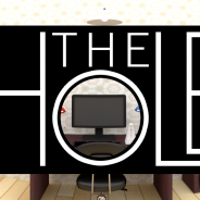 ザイザックス、脱出ゲームアプリ『脱出ゲーム:The hole』を配信開始 360度を見渡して全40ステージを攻略しよう