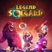 King、最新作『レジェンド・オブ・ソルガード』をリリース! 北欧神話に基づいた炎と氷の壮大なパズルRPG