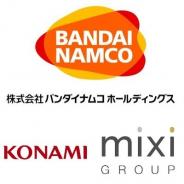 20年6月の国内モバイルゲームパブリッシャー売上、バンナムが首位 主力ゲーム好調のKONAMI上昇 ミクシィはGoogle Playで4ヶ月連続1位