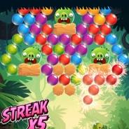 Rovio、「アングリーバード」題材の新作パズルゲーム『Angry Birds Stella POP』を配信開始