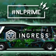 WILLER TRAVEL、世界で初めてIngressの世界観がリアルに体験できるバス「NL-PRIME」を開発、7月より運行開始