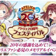 NHN PlayArtとコーエーテクモ、『アトリエオンライン』の主人公役の花守ゆみりさんと日岡なつみさんが「アトリエ20周年フェスティバル」に出演!