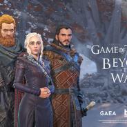 GAEAとBehaviour Interactive、HBO、ストラテジーRPG『ゲーム・オブ・スローンズ Beyond the Wall』を3月26日にiOS先行リリース決定!