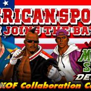 SNKプレイモア、『メタルスラッグ ディフェンス』のバージョンアップを実施 『KOF』の「アメリカンスポーツチーム」の3キャラクターが参戦