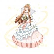 バンナム、『ソードアート・オンライン コード・レジスタ』でウェディング衣装のキャラクターが登場する「ウェディング衣装スカウト」を実施