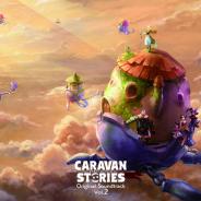 ベイシスケイプ、『CARAVAN STORIES』のオリジナルサウンドトラックVol.1/Vol.2の詳細を公開!