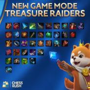 テンセントゲームス、『Chess Rush』で「ギルド」や「宝争奪」等の新システム実装!!