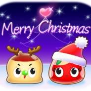 コーエーテクモゲームス、『LINE でろーん』をアップデート 「でろーんくじチケット」を追加、「クリスマスキャンペーン」を開催