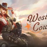 PUBG、『PUBG MOBILE』でカウボーイスタイルの「West Cowgirlセット」が「Collectorクレート」に新登場!
