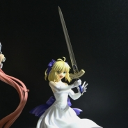 【ワンフェス17冬】ベルファイン、『Fate』フィギュアとフィギュアストラップを出展 共同出展のつくりも『Fate/EXTRA CCC』ノンスケールフィギュア
