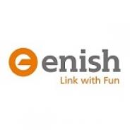 enishの決算説明資料より…開発パイプラインは他社IP1~2本、オリジナルタイトルが1本