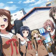 ブシロード、TVアニメ「BanG Dream!」の地上波再放送が10月1日からスタート! YouTube「バンドリちゃんねる☆」での同時放送も決定