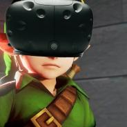海外クリエイターが『ゼルダの伝説 時のオカリナ』VR化デモ映像をYouTubeで公開