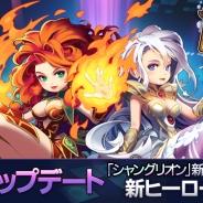 ゲームヴィルジャパン、『ジャマモン』で大型コンテンツアップデートを実施 新マップや新たなヒーローが追加! 記念キャンペーンも実施