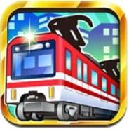 コロプラ、トレイン&街作りSLG『トレインシティ!』のiOSアプリ版をリリース