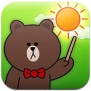NHN Japan、天気予報アプリ『LINE天気』をリリース…『LINE』の人気キャラが天気情報を提供