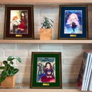 ディライトワークス、『FGO Memories』キャラファイングラフを受注販売…概念礼装イラストを高品位美術印刷し額装した特別仕様