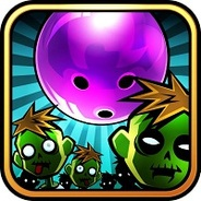 コロプラ、ボウリングゲーム『ボウリングゾンビ!』Android版をリリース