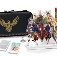 カプコン、Nintendo Switch『モンスターハンターストーリーズ2 ~破滅の翼~』がグッズセット付き商品の予約を開始