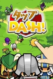 Aiming、iOS向けお手軽ダッシュアクションRPG『タップDASH!』をリリース