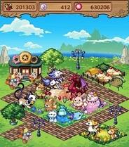 gloops、育成ゲーム『ぷちココ 光とたまごと聖なる樹』の事前登録の受付開始