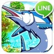 NHN Japan、LINE GAME新作として『LINE 釣り★マス』をリリース…本格釣りアクションゲーム