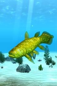 NHN Japan、海底散策ゲーム『LINE EASY DIVER』で「シーラカンスイベント 太古の遺跡」を開催中!