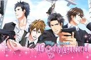 """ボルテージ、初のFacebook対応アプリをリリース…第1弾は""""My Sweet Bodyguard"""""""