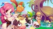 DeNA China、農園型ディフェンスゲーム『対決!農園バトル!!』の提供開始