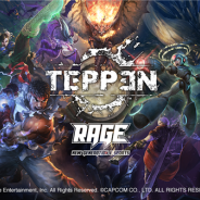 「RAGE モバイルeスポーツ」ブースでガンホーとカプコンの新作『TEPPEN』のミニ大会を開催! 体験イベントや公開生放送も実施