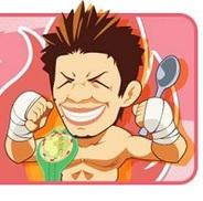 ゲームオン、『クックと魔法のレシピ』でボクシング世界王者の佐藤洋太選手を応援するイベントを実施