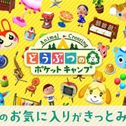 任天堂、『どうぶつの森 ポケットキャンプ』で11月のアップデート後よりiOS版の対応端末を変更 iOSバージョン11.0以降の端末対応に