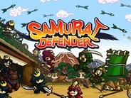 リンクキット、ディフェンス型ストラテジーゲーム『サムライディフェンダー』のAndroidアプリ版をリリース