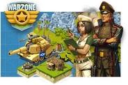ウィルアーク、ストラテジーゲーム『WARZONE』をYahoo!Mobageで提供開始