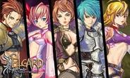 LINE、リアルタイムオンラインRPG『LINE エルガード』の正式サービス開始