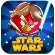 【米AppStoreランキング(無料、7/14)】Rovio『Angry Birds Star Wars』が首位