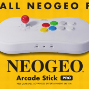 SNK、人気格闘ゲーム20作品を収録したアーケードスティック「NEOGEO Arcade Stick Pro」を全世界で発売決定!