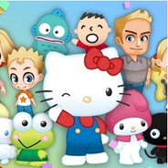 ニフティ、スマホ向けゲームアプリ『Hello Kitty World』が世界累計200万DL突破!