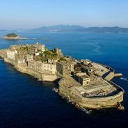ドローンで長崎を撮影したDVD付き書籍 「鳥が見た長崎の世界遺産 DVD編」が発売…収録映像には軍艦島なども