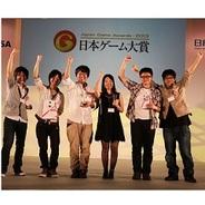 CESA、「日本ゲーム大賞2013 アマチュア部門」の大賞にHAL大阪Team Toy Revoの「Toy Revo」を選出