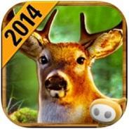 【米AppStoreランキング(無料、9/21)】Glu GamesのFPS型ハンティングゲーム『Deer Hunter 2014』が首位獲得