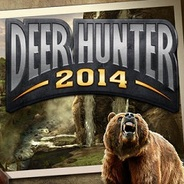 Glu Gamesの『Deer Hunter 2014』が国内App Storeで無料2位獲得