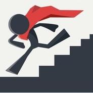 コロプラ、ワンタップランアクションゲーム『階段オーリヤー!』のiOSアプリ版をリリース
